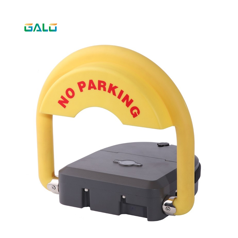 Intelligent Remote Parking Lock (red And Black Optional)