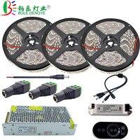BOLEDENGYE 5M 10M 15M White Warm White Waterproof LED Strip 12V SMD 5050 Flexible Tape Ribbon For Living Room Bedroom Decoration