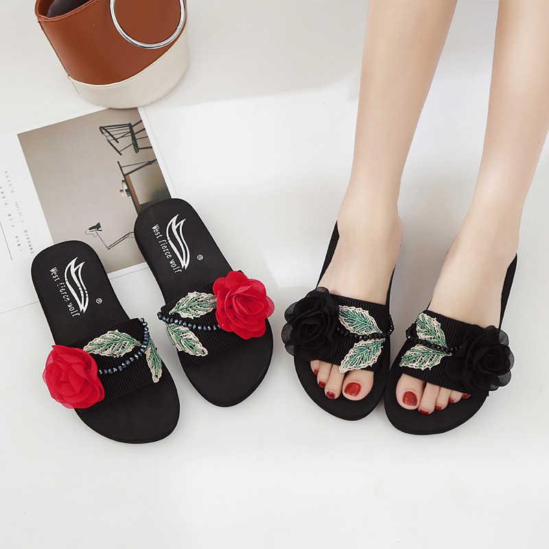 luxury brand slippers