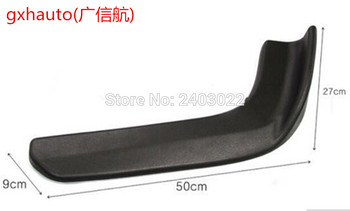 Racing bumper spoiler 2pcs PP material modified front shovel decorative scratch resistan forBMW F30 F10 F16 E90 E92 M3 M4 Z4 E4 image