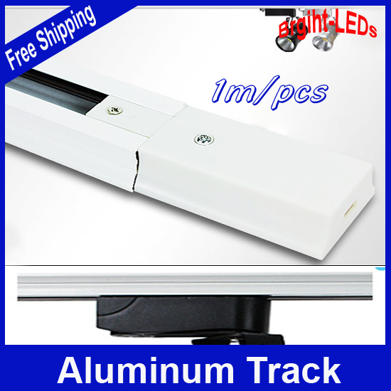 4pcslot 1mpcs 4m aluminum track accessories for track light 4pcslot 1mpcs 4m aluminum track accessories for track light install led tl 001 005 best price in track lighting from lights lighting on aliexpress mozeypictures Choice Image