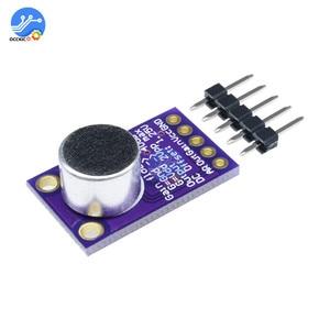 Image 1 - MAX9814 Microphone Amplifier Module Speaker Audio Sound Board Auto Gain Control