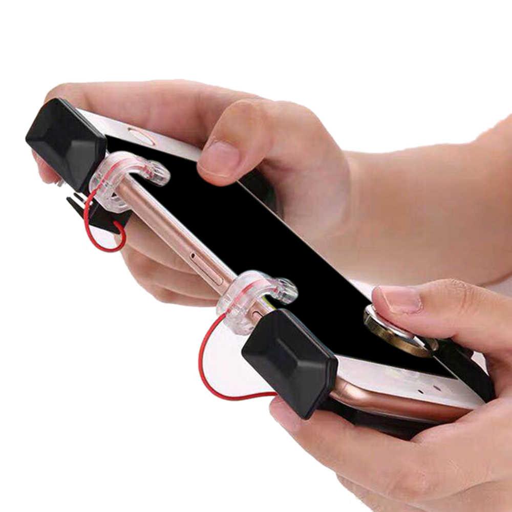 PUBG контроллер, геймпад джойстик игровой триггер сотовый телефон мобильный Fir для PUBG игра в игры