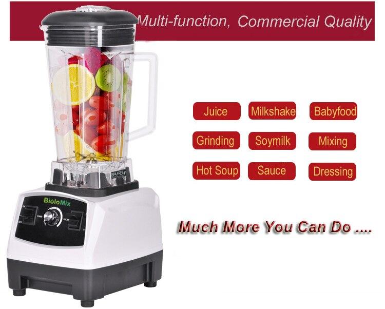HTB19etIXrb85uJjSZFmq6AgsFXaI Biolomix 2200W 2L BPA FREE commercial grade home professional smoothies power blender food mixer juicer food fruit processor
