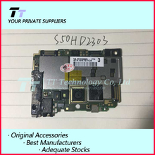 Original Unlocked Working For Sony Xperia M2 S50H D2303 Mainboard Motherboard Logic Board with Back Rear Camera free shipping
