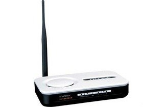 54M Wireless-G 4port 5dbi Router NEW TP-LINK TL-WR340G+