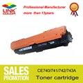 307A 307 CE740A CE741A CE742A CE743A CNLINKCLR лазерный тонер-картридж совместимый для HP Color Laserjet CP5225/CP5225n/CP5225dn