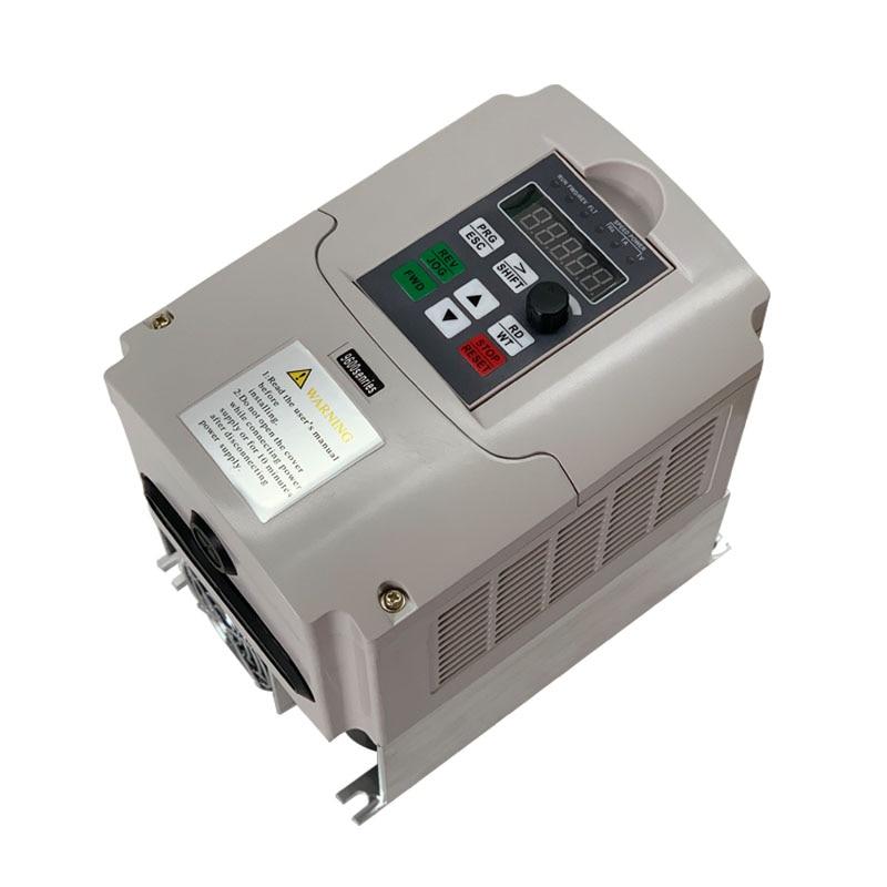 Onduleur solaire PV cc à convertisseur triphasé à courant alternatif 220 V/380 v 0.75kw/1.5kw/2.2kw/4kw avec pompe solaire de contrôle MPPT VFD - 5