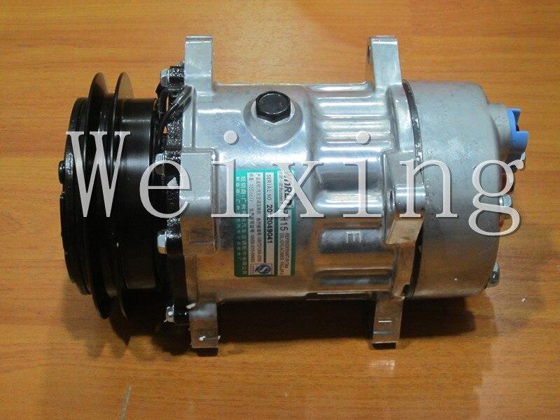 SD7H15 compresseur de climatisation automatique pour Iveco