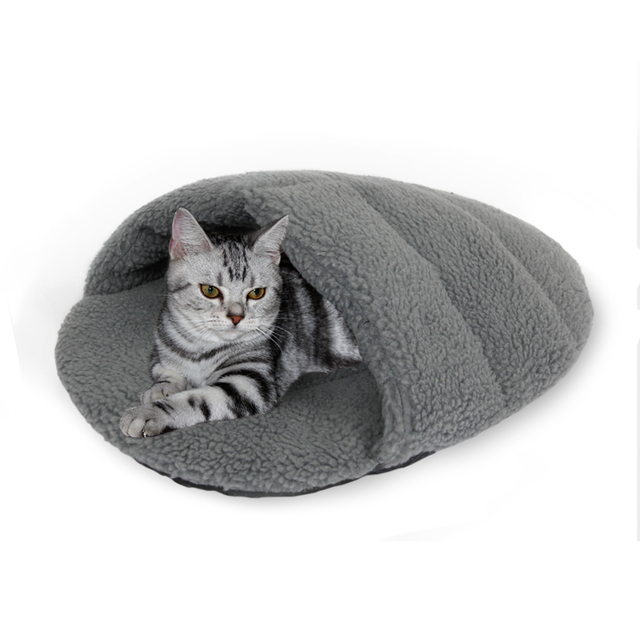 Free Shipping Slippers Cat Litter Dog Cat House Puppy Slepping Bed Product  Cozy Fabric Soft Cushion Winter House Cat Basket 42361ee67