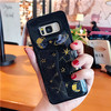 Galaxy S7 S7 edge Case Luxury Space Shining Transparent Soft TPU Back Cover
