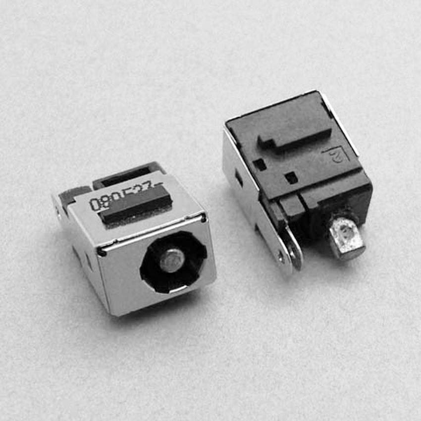 1x Power Jack DC Jack Power Socket for Toshiba Satellite L655D L655 2.5 mm-in Computer Cables & Connectors from Computer & Office