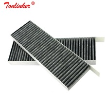 Cabin Filter For PEUGEOT 3008/5008 MPV 1.2 1.6 2.0 HDI /PARTNER Box 1.6HDI Model 2008 2009-2013 2014-2018 2019 1Pcs Car