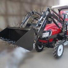 Фронтальный погрузчик с ковшом для трактора 30-45hp