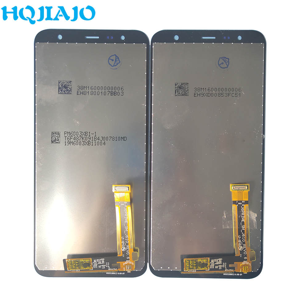 Super AMOLED LCD For Samsung Galaxy J4+ 2018 J4 Plus J415 J415F J415G J415M LCD Display Touch Screen Digitizer Assembly J610 J6+Super AMOLED LCD For Samsung Galaxy J4+ 2018 J4 Plus J415 J415F J415G J415M LCD Display Touch Screen Digitizer Assembly J610 J6+