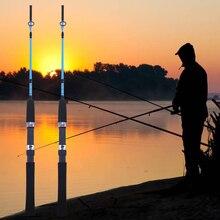 2017 New  1.2m/3.9ft 111g fiberglass Solid Steel Fishing Rod Fishing Tackle Ice Fishing Pole