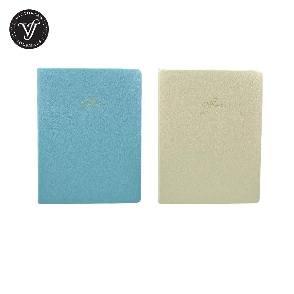 7d24d5884 Victoria das Revistas Offline Notebook Marfim Madeira-Livre de Papel Jornal