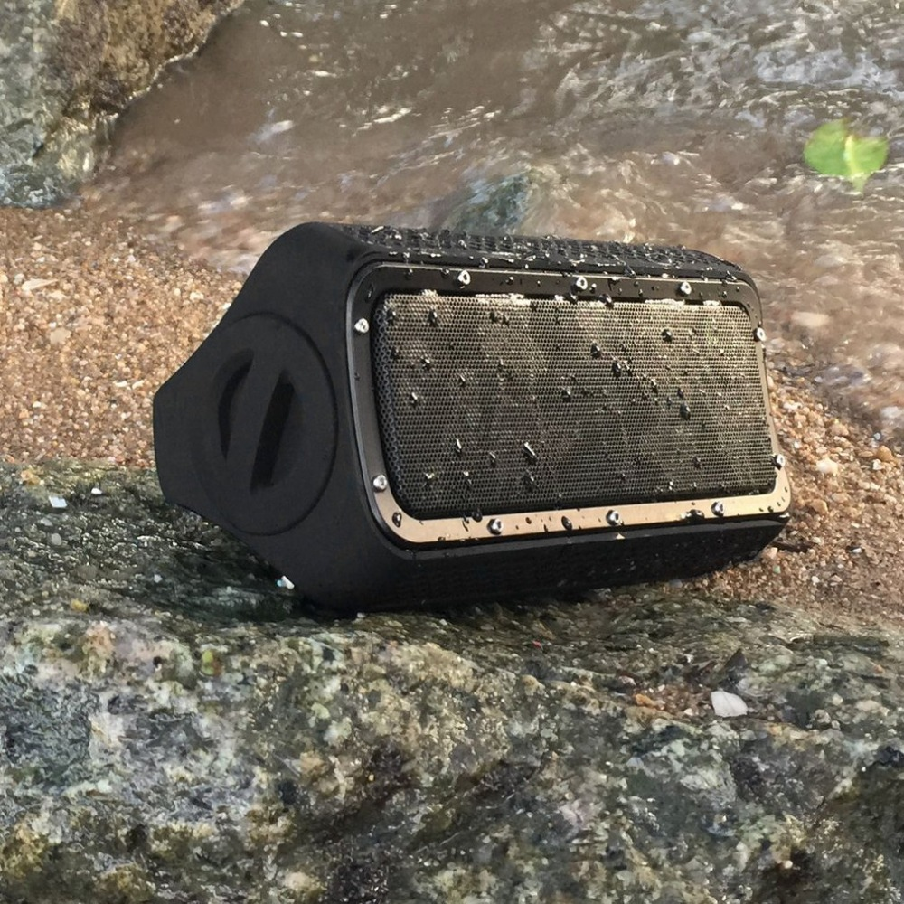 ZF-506 Bluetooth Speaker Waterproof IPX55 Speaker With Powerful Battery/built-in Mic Outdoor Wireless HIFI Bluetooth Speakers
