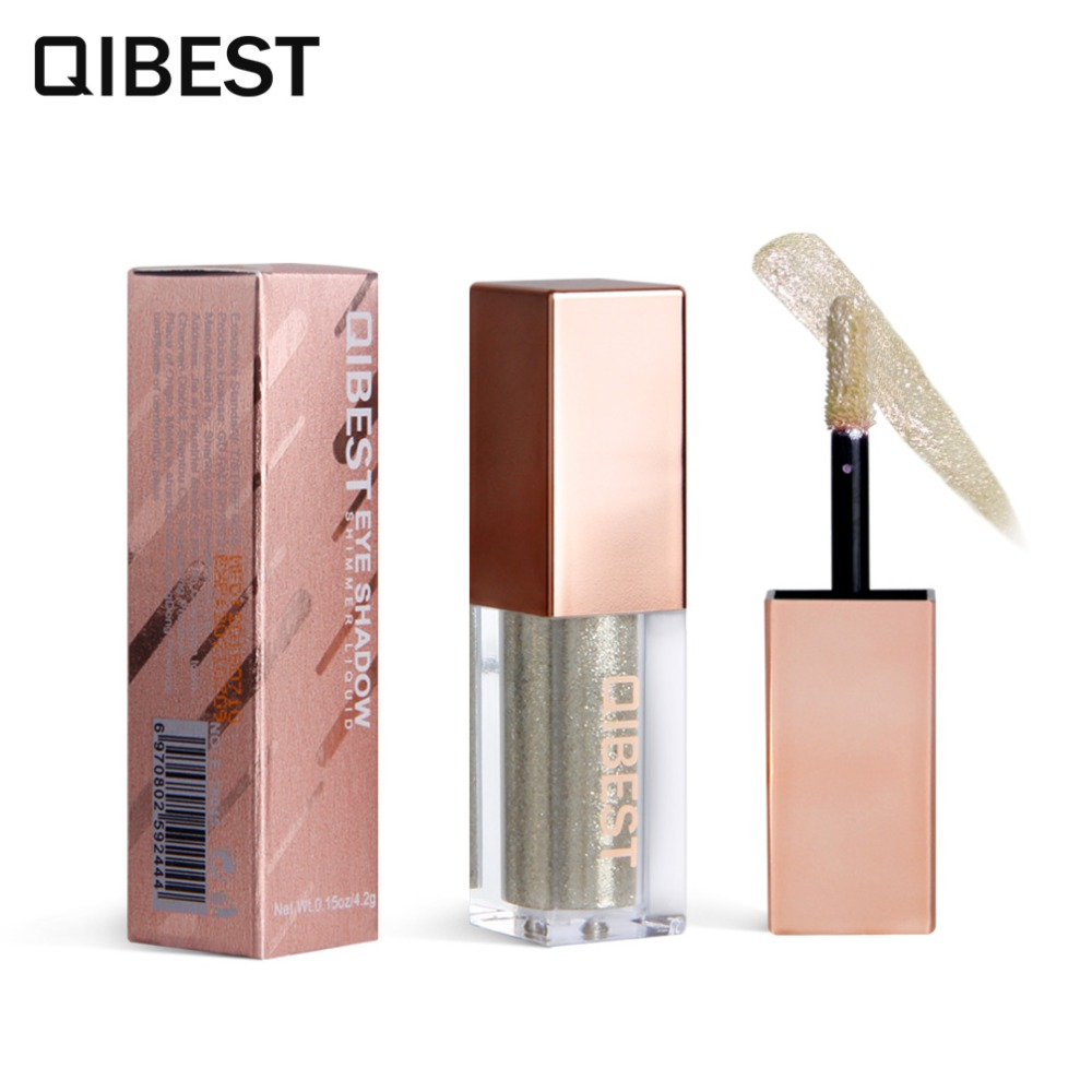 QIBEST Brand Makeup Shimmer Eyeshadow Eye