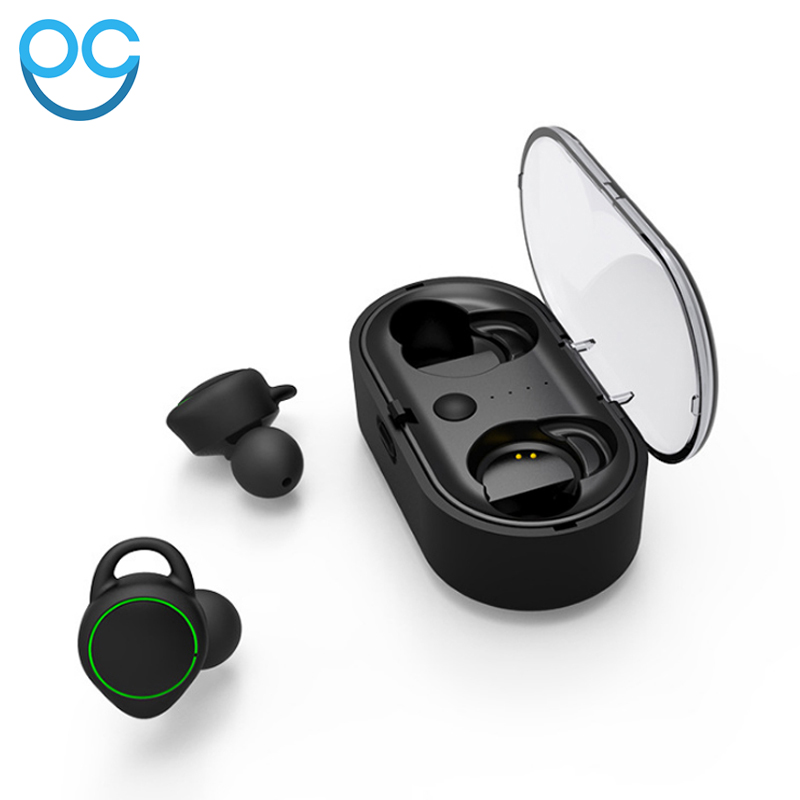 OGV TWS V5.0 Wireless Bluetooth Earphones Music Sport Stereo Earbuds Headset With Mic for iphone 6 7 8 Samsung Xiaomi Huawei i7s tws true wireless earphones bluetooth headset hands free stereo earbuds with mic double earpiece for iphone samsung xiaomi