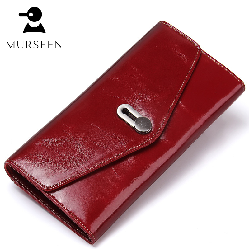 Women Wallet Genuine Leather Long Coin Purse Fashion Design Brand Female Clutch Hasp Zipper High Quality Cowhide Card Holder G-C nawo real genuine leather women wallets brand designer high quality 2017 coin card holder zipper long lady wallet purse clutch