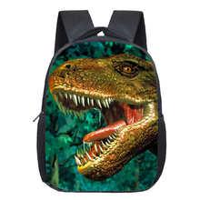 Dinosaur Magic Dragon Backpack Animals Schoolbags School Bags Kindergarten Book Bag