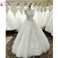 New Arrival Vestido De Noiva Wedding Dress Real Photos Fashion Unique Vintage Wedding Dresses Bridal Gowns