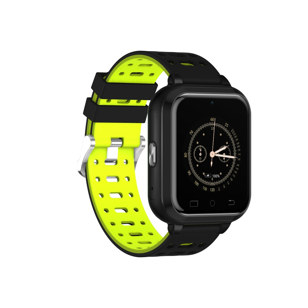 696 M1 MTK6737 Android 6.0 4G Smart Watch 1GB/8GB SmartWatch Phone Heart Rate jinga basco m1 4g black