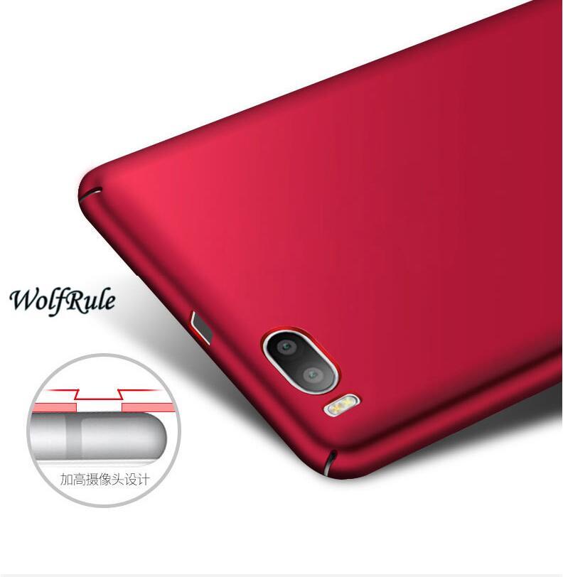 För telefonväska Xiaomi Mi6 fodral Anti Knock Smooth Slim PC - Reservdelar och tillbehör för mobiltelefoner - Foto 4
