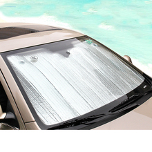 цена на car front window Sun Shade UV Protect for volkswagen vw polo jetta mk6 tiguan touran sharan golf 4 5 6 7 passat b8 b7 b5 b6 b9