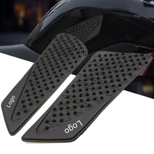 цены For Ducati 848/1098/1198 Motorcycle Motorbike Anti Slip Gas Oil Fuel Tank Pad Protector Knee Grip Traction Side Decal Sticker