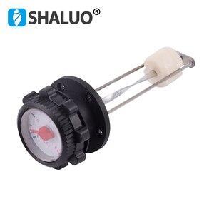 Image 5 - Dizel jeneratör yakıt deposu seviye sensörü uzunluğu sıvı ölçüm aletleri gaz yağı akış şamandıra alarmı otomatik sensör 120 350mm