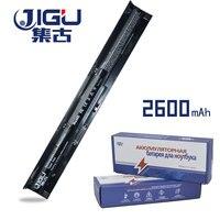JIGU 2600mah VI04 Laptop Battery TPN Q140 TPN Q141 756478 421 HSTNN DB6K LB6K For HP