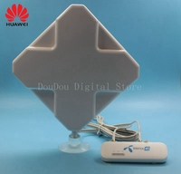 Unlocked New Huawei E8372 E8372h-608 with Antenna 4G LTE 150Mbps USB WiFi Modem 4G LTE USB WiFi Dongle 4G Carfi Modem PK E8377