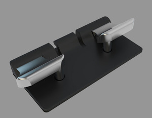 Image 4 - XBERSTAR L3 R3 Module de bouton de pavé tactile arrière pour PS VITA PSV1000 2000 jeu de synchronisation de pour PS3 PS4 accessoires de jeu