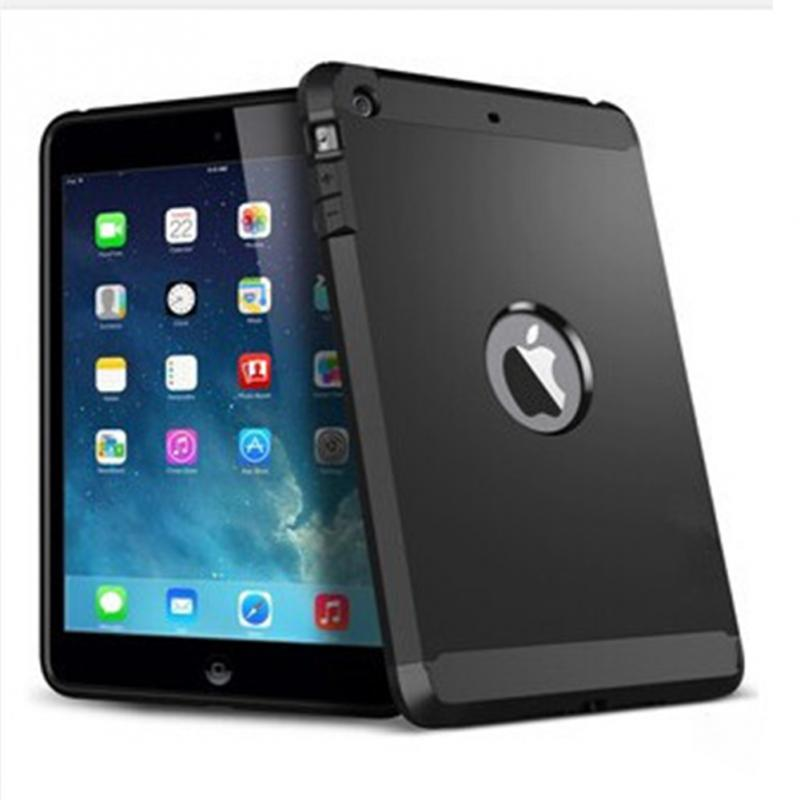 Armor Cover Case For Ipad Mini 1 2 3 Retina Fundas Shell Housing Dirt/Shock Proof For Ipad Mini