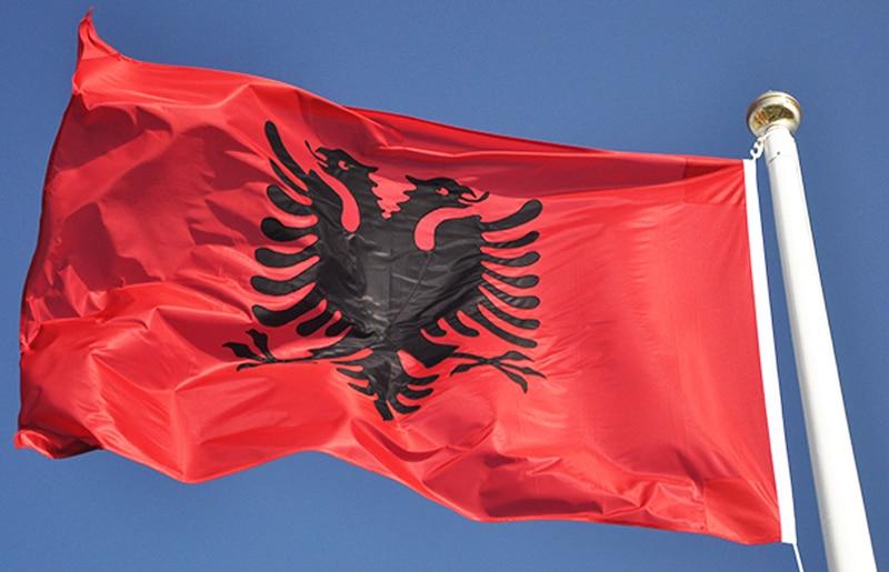 Online Buy Wholesale albania flag from China albania flag