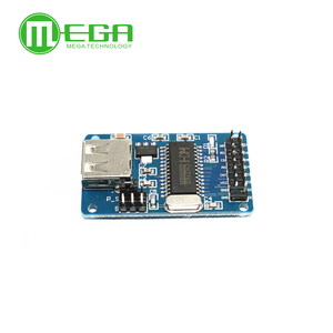 Image 3 - 10pcs CH376 CH376s Modulo USB U Disk Modulo