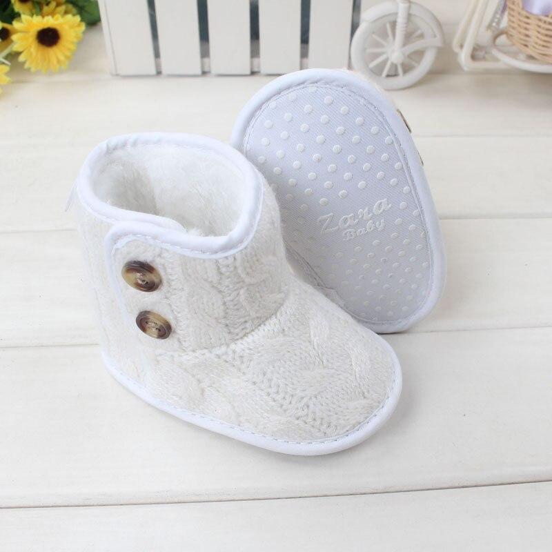 Heiße Verkaufswinterbabyschuhe wärmen Schneeaufladungen für 3-18M - Babyschuhe - Foto 3