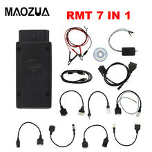 New Classic 7 in 1 Motorcycle Repair Diagnostic Tool RMT 7 IN 1 Motorbike Scanner Support Electronic Fuel Injection Motorcycles