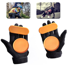 1 Pair Skateboard Accessories Guantes Longboard Glove Palm Puck Cycling Rock Climbing Gloves Replacement Palm Pucks For Puck