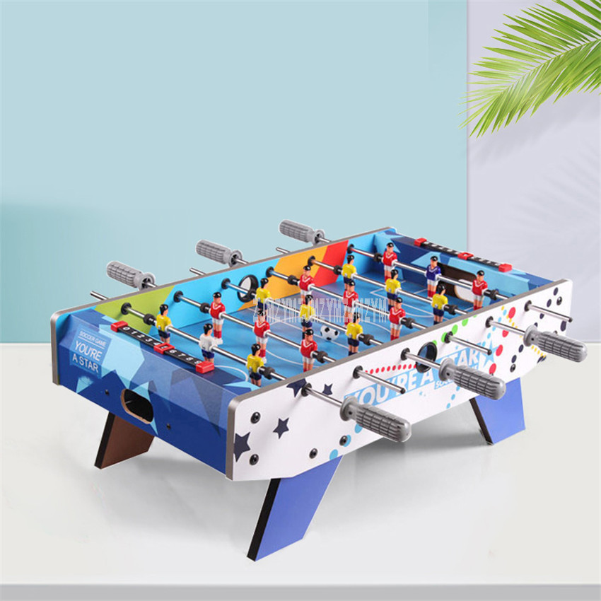 Children's Mini Table Top Football Set Soccer Game Table With Football Men Indoor Kids Entertainment Family Leisure Play Equipme image