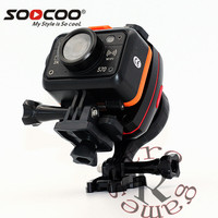 SOOCOO PS2/3 Outdoor Sport Action Camera UHD Waterproof DV Camcorder 1080P Adjustable Gryo Stabiliser Wifi Sports Camera