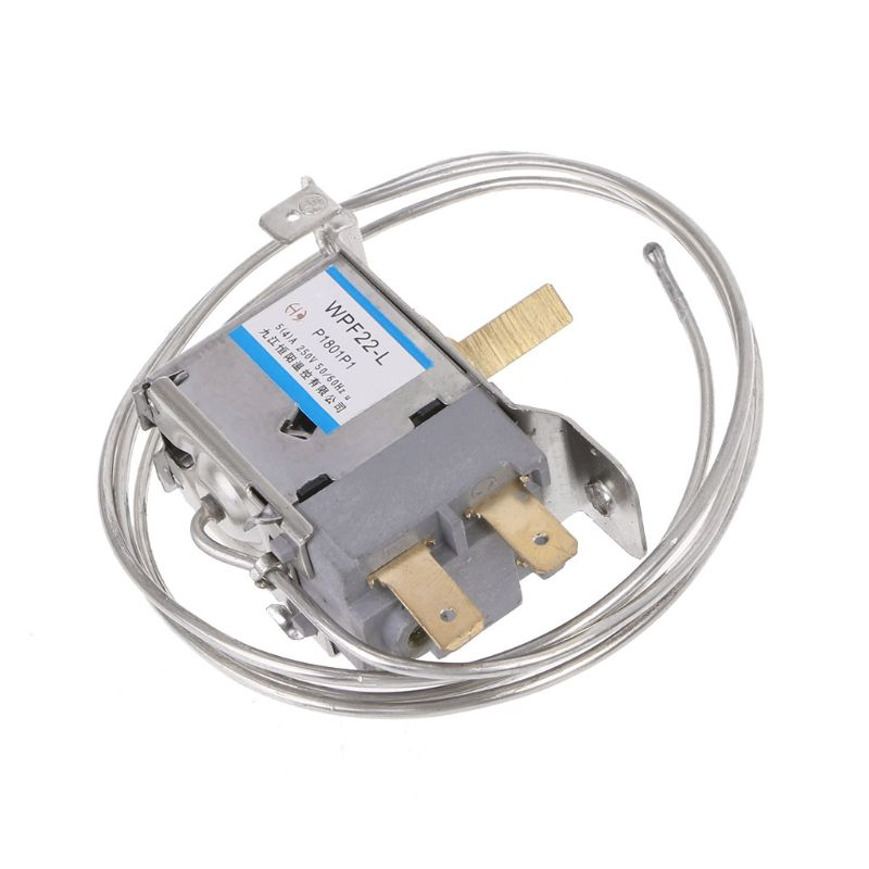 1 Pc WDF19-K/ LRefrigerator Thermostat Household Metal Temperature Controller Drop Ship
