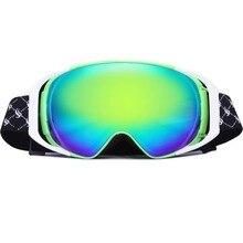 Benice Snowboard Snowmobile Skate Ski Goggles Detachable Wide Vision Double Lens Anti-fog Extra-large Spherical Lens SN-3200