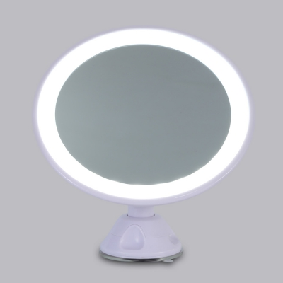 7X Magnification LED Rechargeable Bathroom Vanity Mirror ...