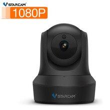 Камера видеонаблюдения Vstarcam C29S, беспроводная инфракрасная камера безопасности, 1080 пикселей, поддержка Wi Fi, PTZ, Радионяня