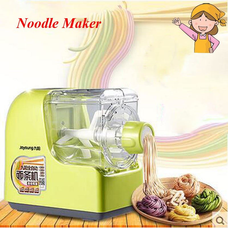Electric Household Fully-Automatic Pasta Machine Small Electric Noodle Maker JYN-W22 small resistance easy to clean 30 40kg h ramen maker machine pasta noodle making machine