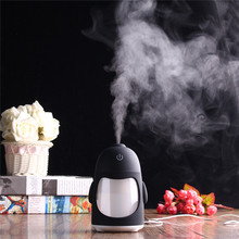 XET 150ML LED USB Humidifier Mini Aroma Diffuser Air Humidifiers with Aroma Lamp Aromatherapy Diffuser Mist Maker with LED Light