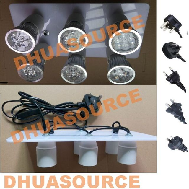 Customize Colors 30w Led Grow Fish Light Diy Led Light Fish Tank